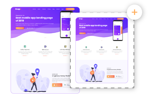 Duplicate landing pages with ease