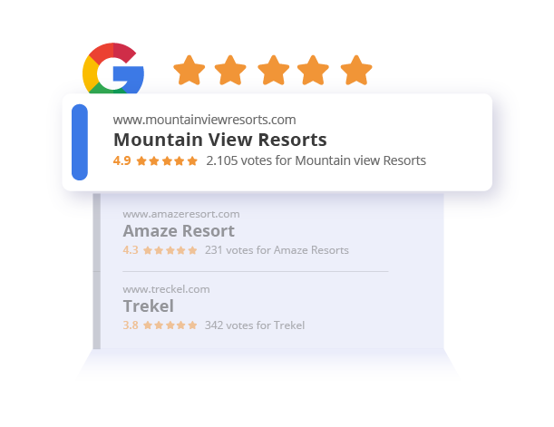 Gain Mileage Out Of User Reviews In Search Results